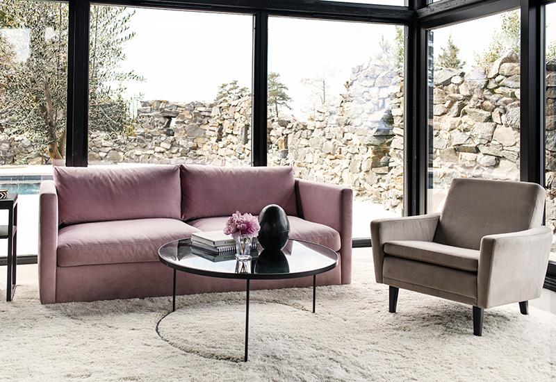 Guide style advice choosing a sofa modern style