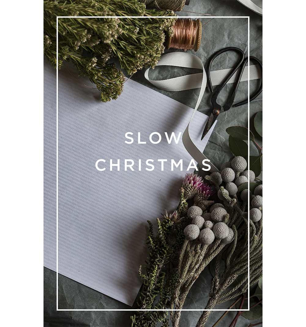 Slow Christmas Layered
