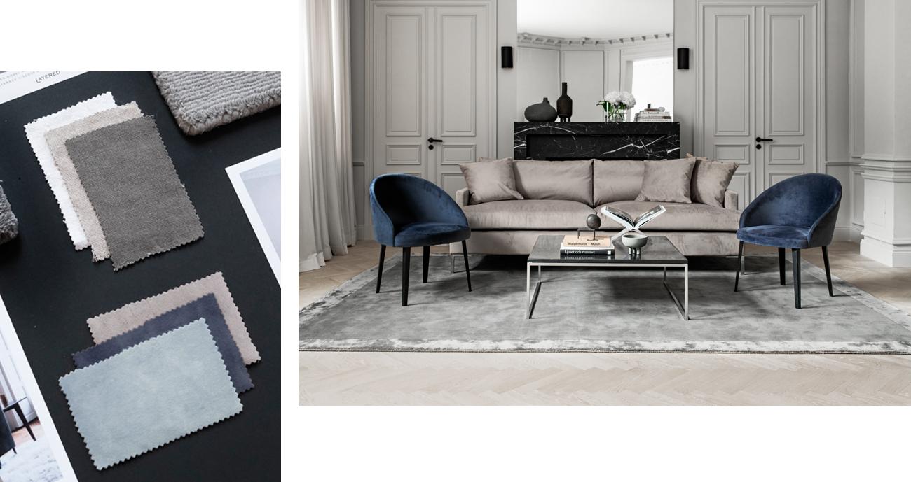 Guide style advice choosing a sofa elegant modern style